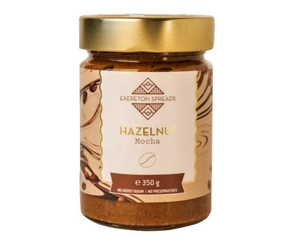 HAZELNUT MOCHA CHOCOLATE SPREAD 350g